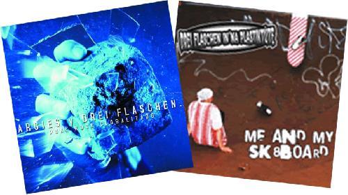 Drei Flaschen Drei Flaschen Package FM003+FM007 2 CDs