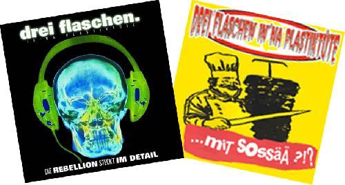 Drei Flaschen Drei Flaschen Package FM001+FM006 2 CDs