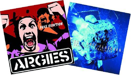 Argies Argies Package FM007+FM008 2 CDs