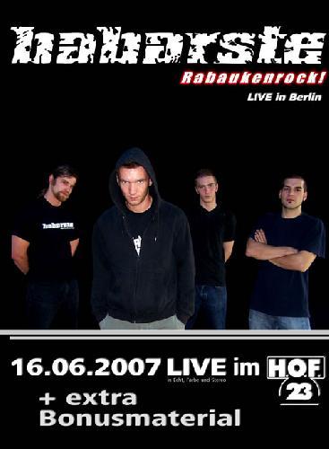 Babarste Babarste live in Berlin DVD