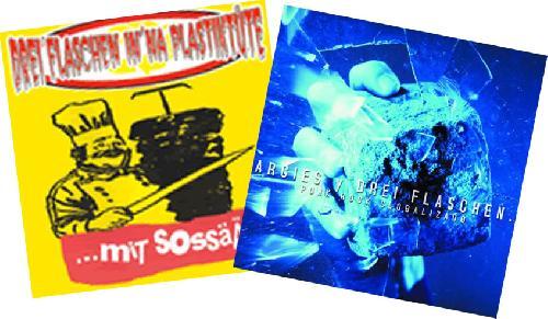 Drei Flaschen Drei Flaschen Package FM001+FM007 2 CDs