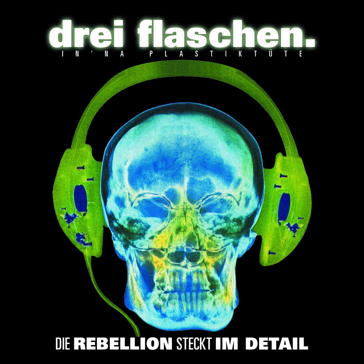 Drei Flaschen Drei Flaschen - Die Rebellion steckt im Detail CD